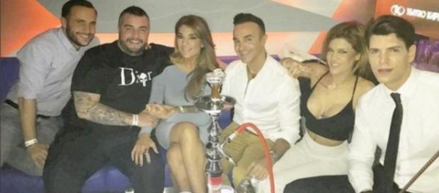 Ylenia y Diego Matamoros, nueva pareja sorpresa