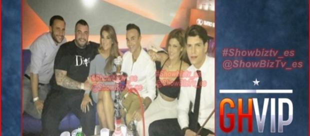 Ylenia y Diego Matamoros ya no esconden su amor
