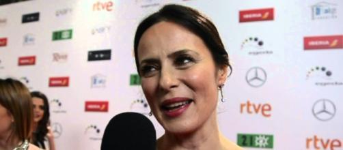 Aitana Sánchez-Gijón se ha alzado esta noche con el Valle-Inclán de teatro