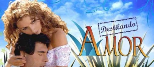 Destilando Amor foi um sucesso no México
