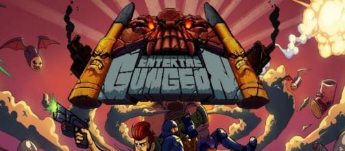 Enter The Gungeon, un juego de disparos alocados