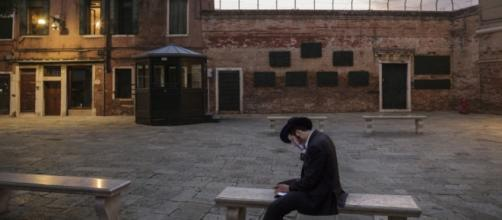 Foto de éste fotógrafo que ha viajado a Venecia