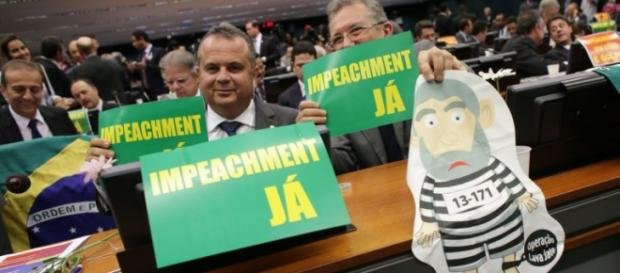 Dilma Rousseff más cerca de su juicio político