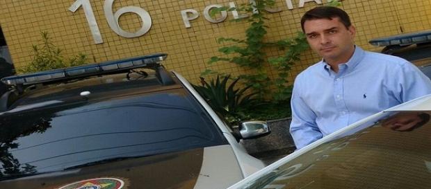 Foto reprodução: Flávio Bolsonaro