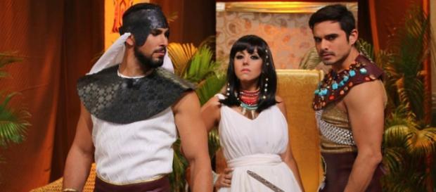 La exitosa serie 'Moisés', en Telefe