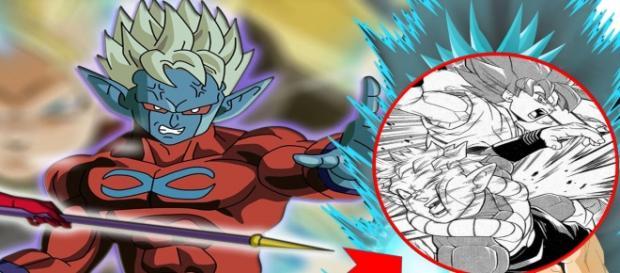 Mira, el poderoso guerrero de Dragon Ball