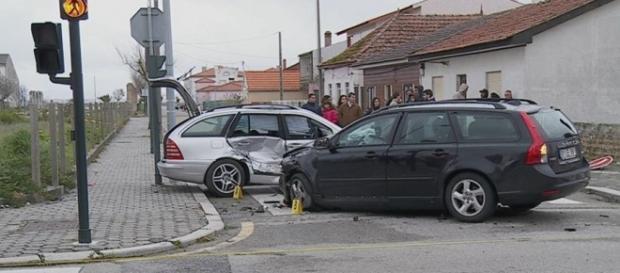 O acidente provocou mais sete feridos