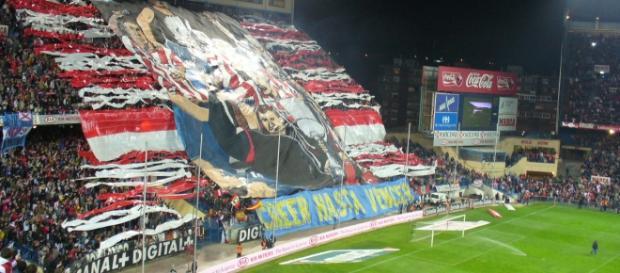 O Vicente Calderón recebe a Liga dos Campeões