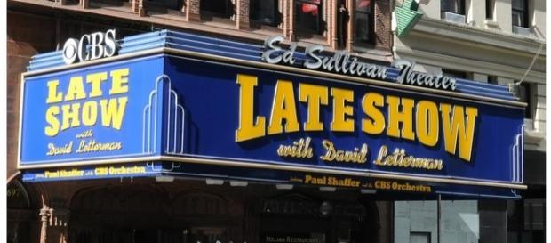"Top Ten Reasons We Miss David Letterman Photo credit ""Broadway Tour"", BroadwayTour.net"