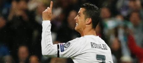 Uma noite mágica para Cristiano Ronaldo