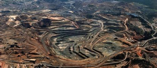 La cuenca minera de Río Tinto, una inmensa maqueta de Marte