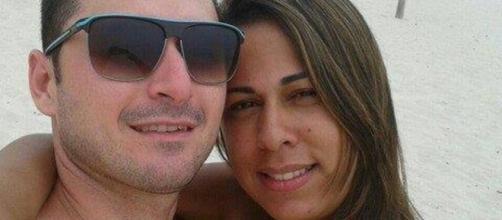 PM e a esposa casados há 5 meses Reprodução / Facebook
