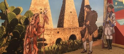 Primer museo histórico en Mineral de Pozos, Guanajuato