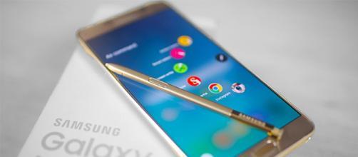 Samsung Galaxy Note 5: il phablet produttivo con S Pen integrata