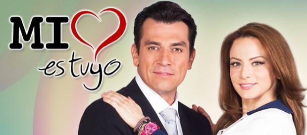 A novela é estrelada por Silvia Navarro e Jorge Salinas.