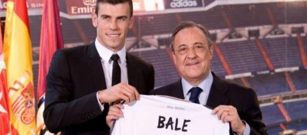 """Bale, gran fracaso de la """"Era Floren"""", a pesar de ser fichado por precio de leyenda histórica no ha sido tal."""