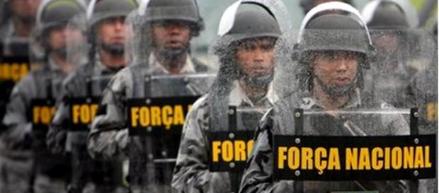 Força Nacional de Segurança Pública.