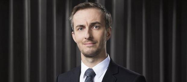 ZDFneo-Moderator Jan Böhmermann (35); Foto: ZDF / Ben Knabe