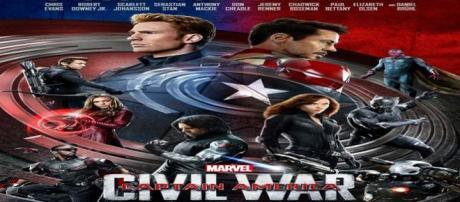 Primeras críticas de 'Capitán América: Civil War' la sitúan como el mejor filme del 2016