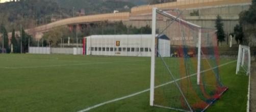Centro Sportivo 'Signorini', campo di allenamento del Genoa