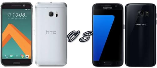 Confronto: HTC 10 vs Samsung Galaxy S7