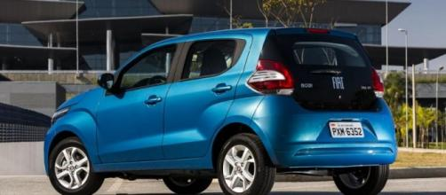 Fiat Mobi, ecco la piccola city car in vendita in Brasile.