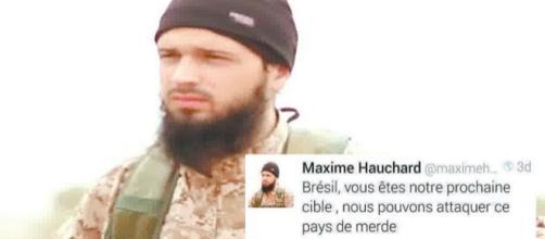 Maxime Hauchard é um dos líderes do Estado Islâmico