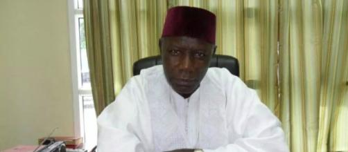 New electoral chief Alieu M Njie / Independent Electoral Commission, Daily Observer