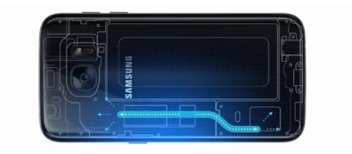 Un fantastico sistema di raffreddamento presente su Galaxy S7 ed S7 Edge