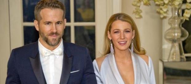 Blake Lively e Ryan Reynolds vão ser pais pela segunda vez