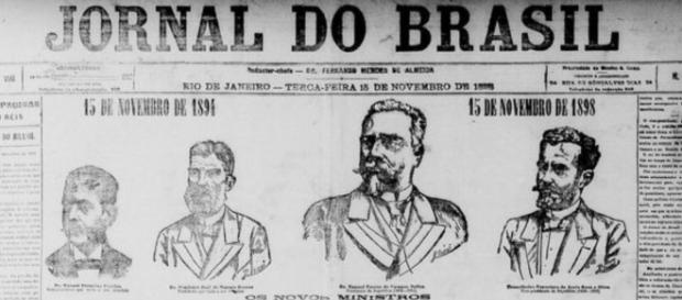 Brasil República e seus ministros