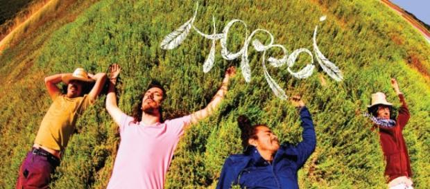 Hoppo!, el proyecto alterno de Rubén Albarrán, se presentó en el Teatro de la Ciudad