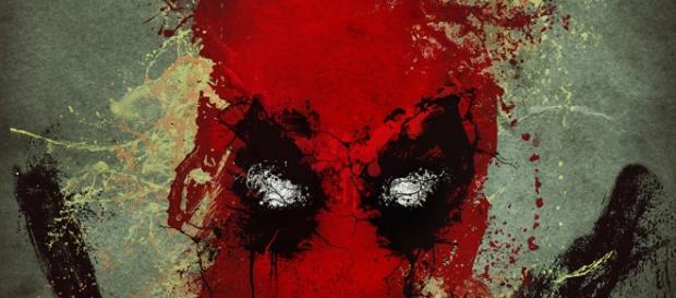 Ilustración de Deadpool, el superhéroe más divertido de Marvel