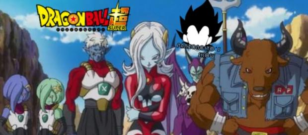 ¿Los Time Breakers aparecerían en Dragon Ball Super?