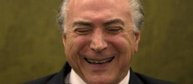 Michel temer almeja a presidência do Brasil