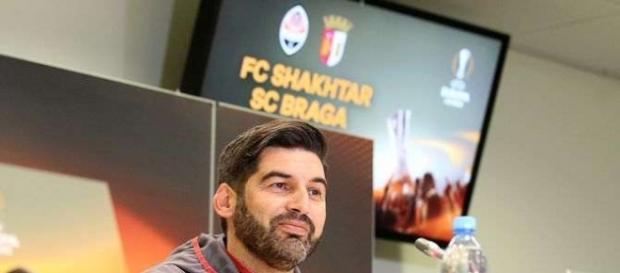 Paulo Fonseca acredita num bom resultado frente ao Shakhtar