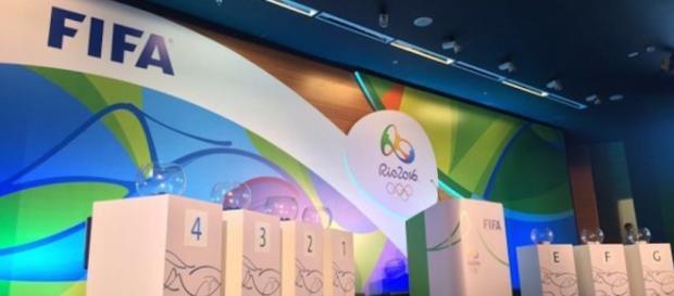 Quedaron conformados los grupos del torneo olímpico masculino y femenino