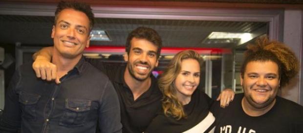 Ana Paula foi entrevistada na FM O Dia