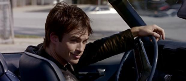 The Vampire Diaries: Damon Salvatore (Ian Somerhalder)