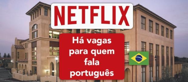 Vagas para fluentes em português no Netflix - Foto: Reprodução Devcon-const