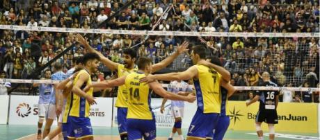 UPCN logró su sexta corona consecutiva en la Liga Nacional de Vóley