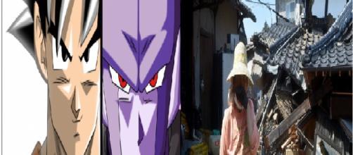 2 terremotos han azotado japón, fans de dragon ball preocupados por lo ocurrido