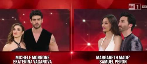 Ballando con le stelle replica semifinale 2016, Michele Morrone