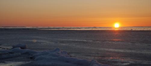 Bering Sea via Flickr Bering Land Bridge National Preserve CC2.0