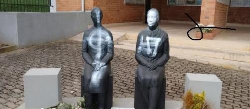 Damas de Negro. (En reconocimiento a las viudas).