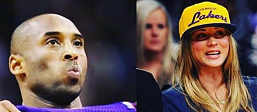 Kaley Cuoco says farewell to Kobe Bryant [Image via Instagram]