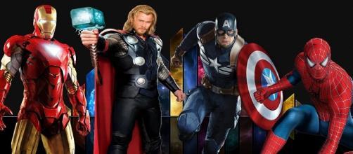 Las peliculas de superhéroes que no te puedes perder