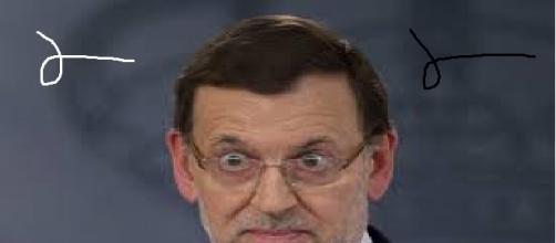 Mariano Rajoy en una comparecencia