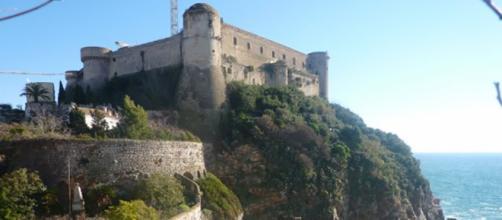 Torrione di Gaeta risale al secolo XIX