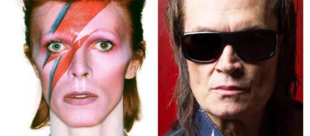 David Bowie fué de suma importancia para que Deep Purple continuara en el 75